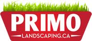 Primo Landscaping Logo