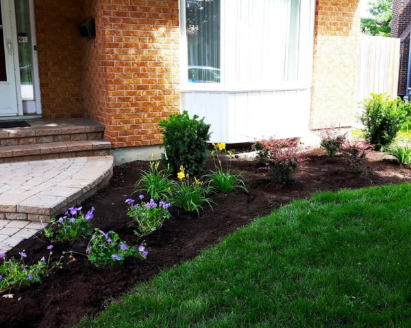 xeriscaping and garden design ottawa
